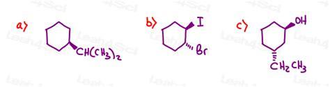 cyclohexane chair conformation practice cyclohexane chair conformations organic chemistry practice