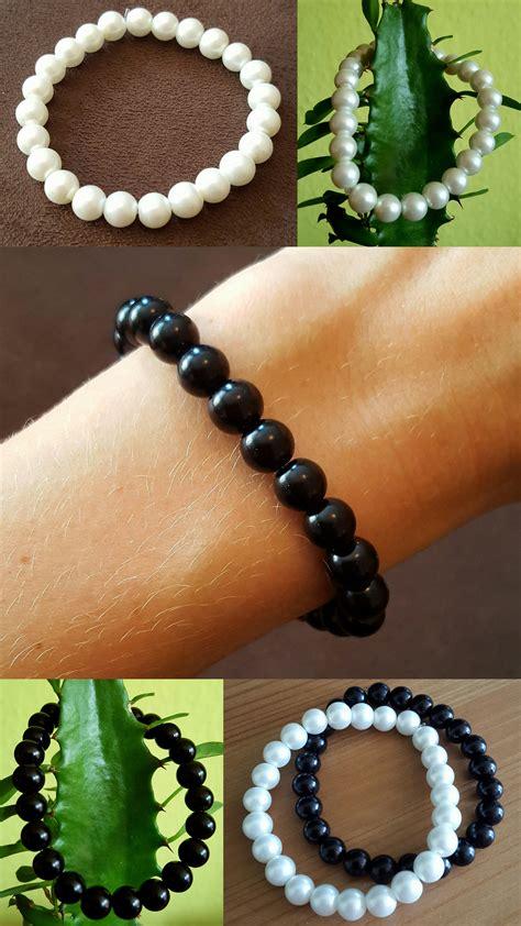 len selber herstellen einfaches perlenarmband selber herstellen