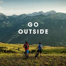 Go Outside Ride Your Bike Related Spin Class Is A Start