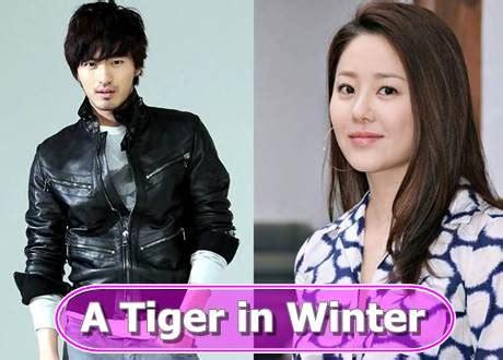 sinopsis  tiger  winter lengkap film korea maret