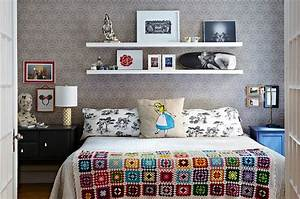 30, Bedrooms, That, Wow, With, Mismatched, Nightstands