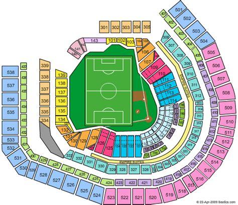 citi field seating chart citi field event  schedule