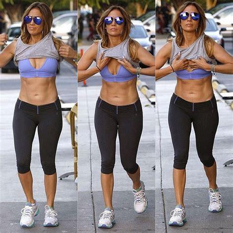 Jennifer Lopez Is Khloé Kardashian's Fitness Motivation ...