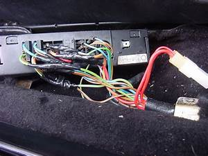 1985 928s Stereo Wiring