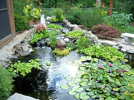 small garden with pond garden waterfalls small garden ponds