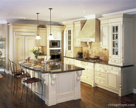 Classic Kitchens With Traditional And Antique Cabinets