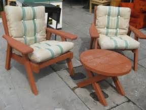 redwood patio furniture pdf woodworking