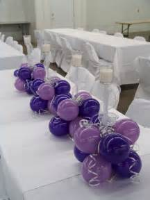 Wedding Balloon Table Decorations by Wedding Centerpieces Balloons Denver