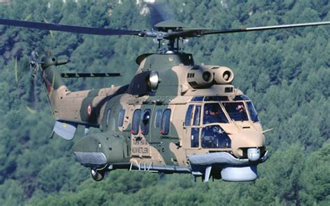 Eurocopter As 532 Al Cougar Helicopter  Specs, Pictures