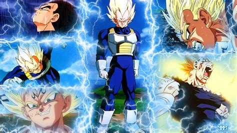 Goku Vegeta Fist Bump Vegeta Iphone Wallpaper Wallpapersafari