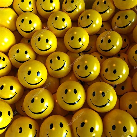Happy Images Yellow Happy Smilies Stock Photo 169 Franckito 2202075