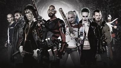 Suicide Squad Background