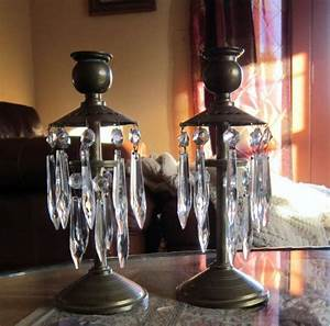 pin by peggy watson on brass candle holders pinterest With kitchen cabinets lowes with crystal flower candle holder