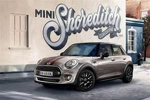 Mini Cooper Heddon Street : mini edition shoreditch prix et quipement ~ Maxctalentgroup.com Avis de Voitures