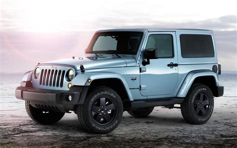 european jeep wrangler on the rocks 2012 jeep wrangler arctic edition for europe