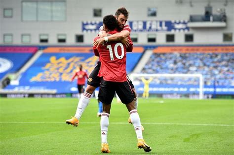 Reports: Manchester United row between Bruno Fernandes and ...