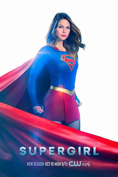 Supergirl Kara Danvers Melissa Season Benoist Dc