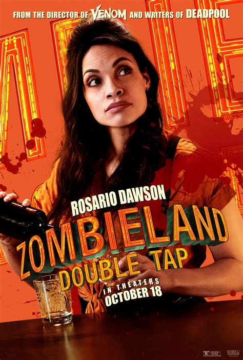 zombieland double tap   posters