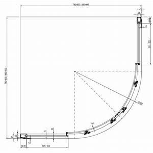 Baignoire Douche Dimension : paroi douche d 39 angle pour bain douche sabina ~ Premium-room.com Idées de Décoration
