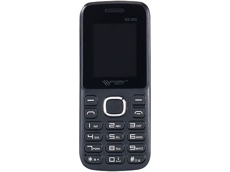 dual sim handy simvalley mobile handy ohne vertrag dual sim handy sx 305