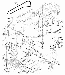 Ayp  Electrolux 271491  2002  Parts Diagram For Ground Drive