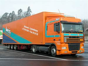 Daf 95xf Series Truck Service  U0026 Repair Manual