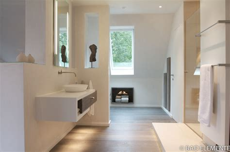 Bad Und Schlafzimmer Vereint  Modern Badezimmer