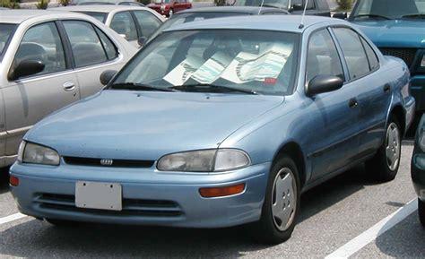 free car manuals to download 1997 geo prizm regenerative braking 1994 geo prizm lsi sedan 1 6l manual