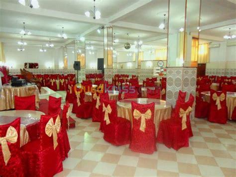 salle de f 234 tes gardenia wilaya d alger restaurant restauration