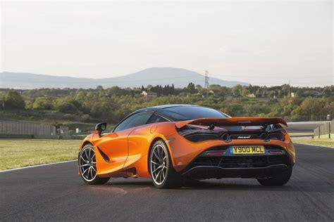 orange mclaren 720s mclaren 720s review gtspirit