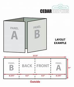 85 x 11 double gate fold tri fold brochure template download adobe indesign and pdf setup layout for Double gate fold brochure template