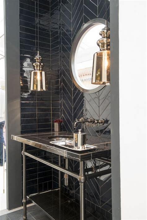 black luxury bathroom design ideas decor blog