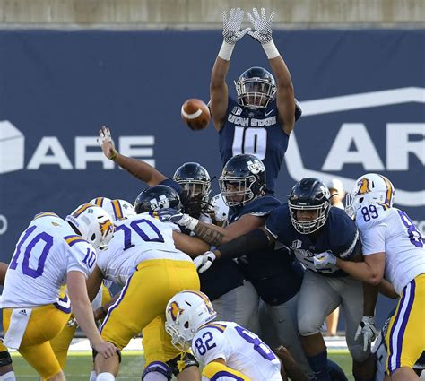 photo gallery utah state tennessee tech football