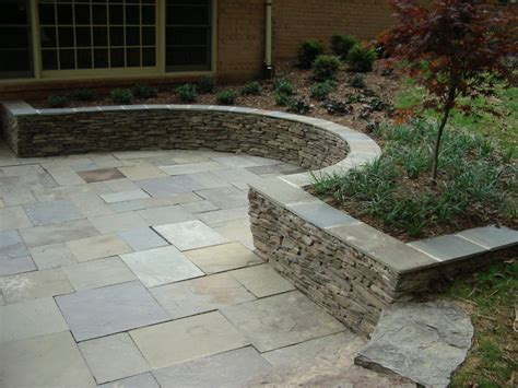 landscape seating o grady s landscape why do seating walls work
