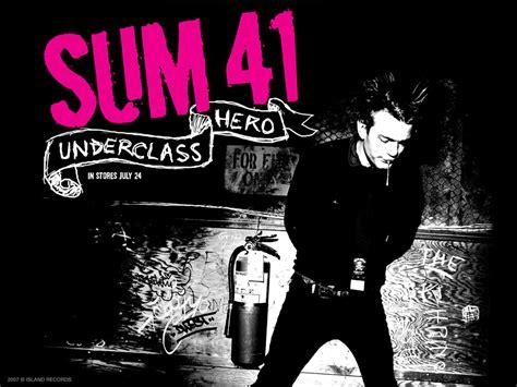 Sum 41 Wallpaper (439675)