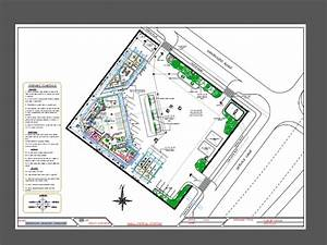 Shell Petrol Station Layout Design In Pdf