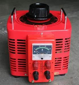 5kva Variac Transformer 5000va 0-250v 220v Input