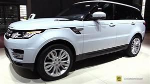 Range Rover Hse 2017 : 2017 range rover sport hse diesel exterior and interior walkaround 2016 paris motor show ~ Medecine-chirurgie-esthetiques.com Avis de Voitures