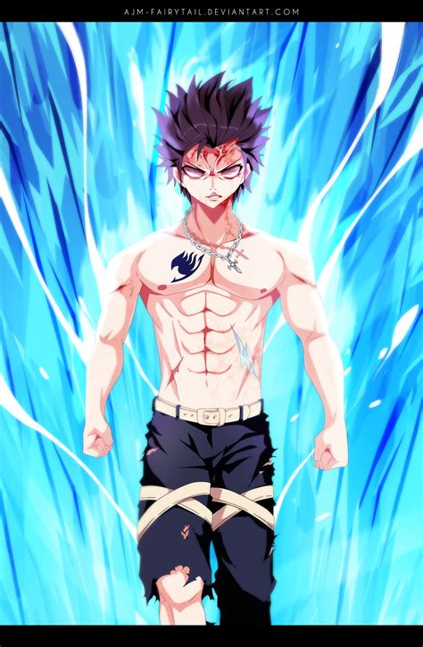 gray fullbuster fairy tail mobile wallpaper