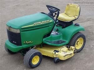 1999 John Deere Lx277 Lawn  U0026 Garden And Commercial Mowing