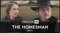 The Homesman - Trailer (deutsch/german) - YouTube