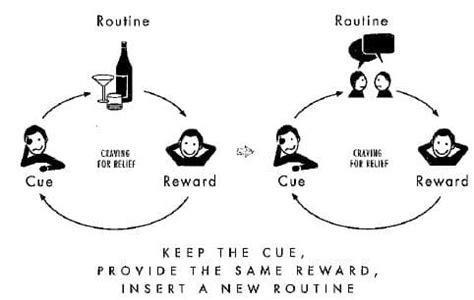 How Habits Are Formed In The Brain by The Habit Loop The Concept That Explains How Habits Form