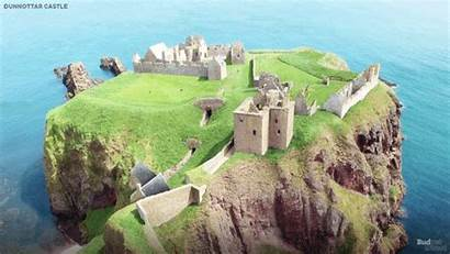 Dunnottar Castle Brought Looked