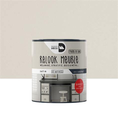 peinture pour cuir leroy merlin peinture pour meuble relook meuble maison deco gris 0 5 l leroy merlin