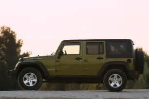 Jeep Wrangler Unlimited Rubicon