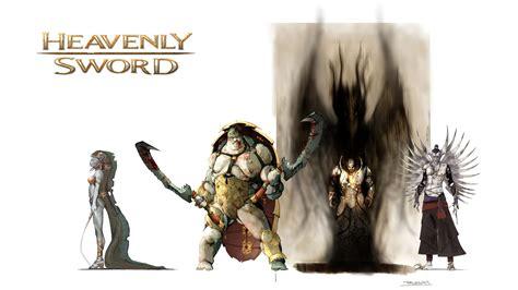 Heavenly Sword Hd Wallpaper