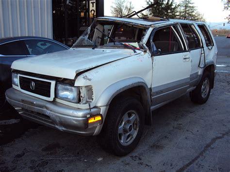 1997 Acura Slx by 1997 Acura Slx 3 2 Auto Awd Color White Stk A14159