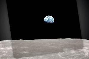 NASA Recreates Iconic Apollo 8 'Earthrise' 45 Years Later ...