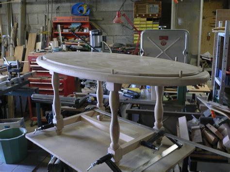 table de salon finition