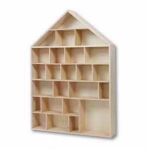 Calendrier De L Avent Maison : calendrier de l 39 avent maison vitrine en bois ~ Preciouscoupons.com Idées de Décoration